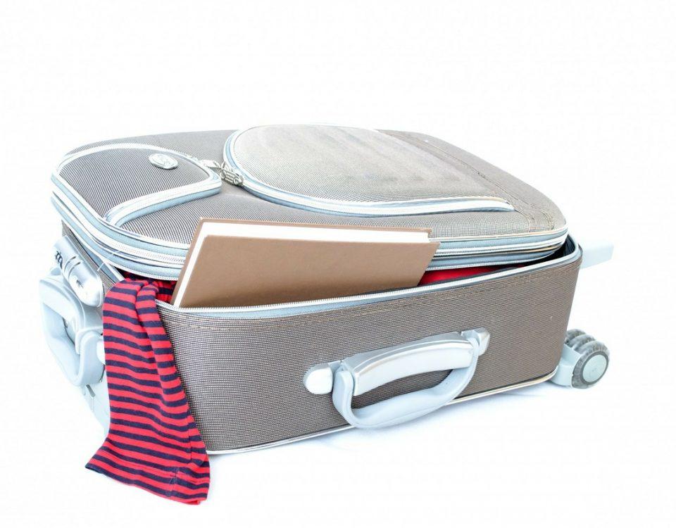 equipaje de mano para avión