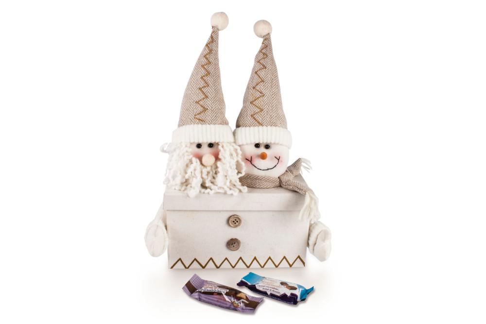 Caja de muñeco duo