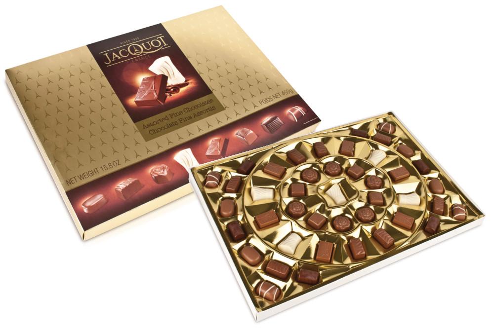 """Chocolats du Chef"""" bonboiak"""