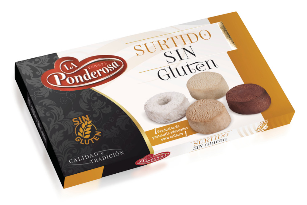 Estuche sin gluten