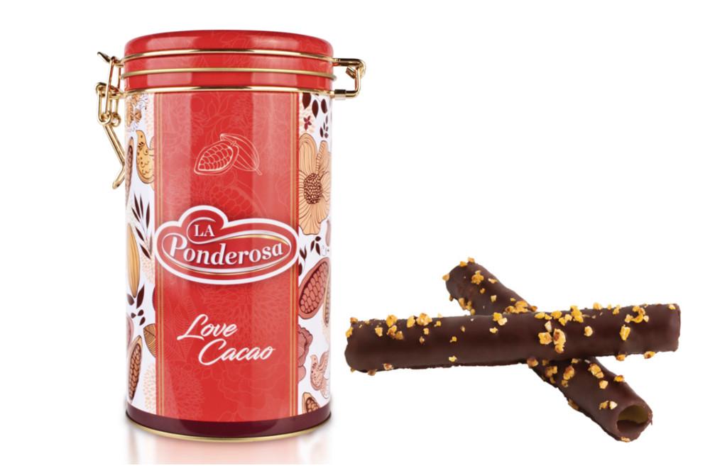 Lata love cacao